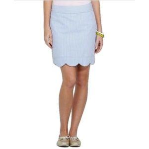 Vineyard Vines Seersucker Margo Skirt